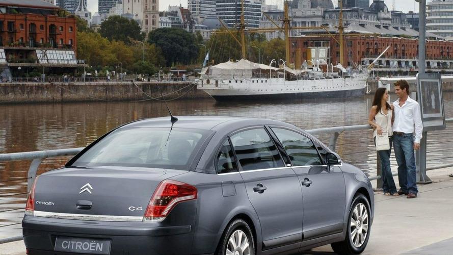 Citroen C4 Notchback Delayed for Europe