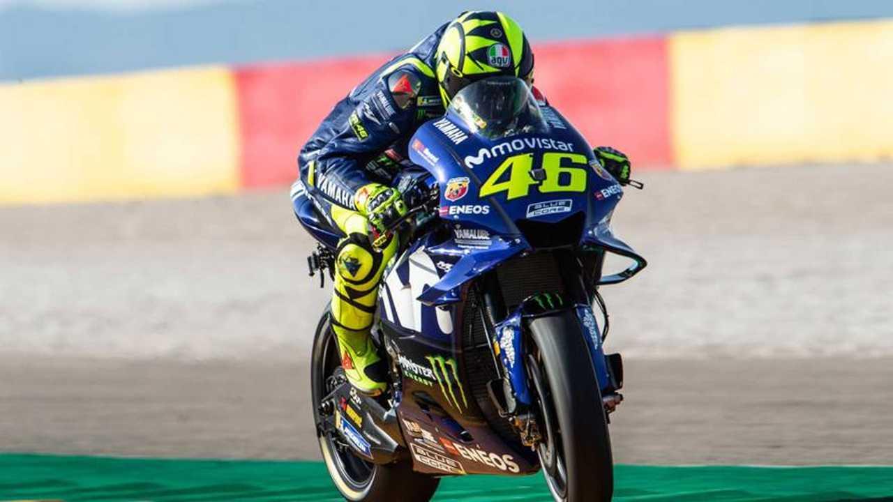 Rossi Losing Streak