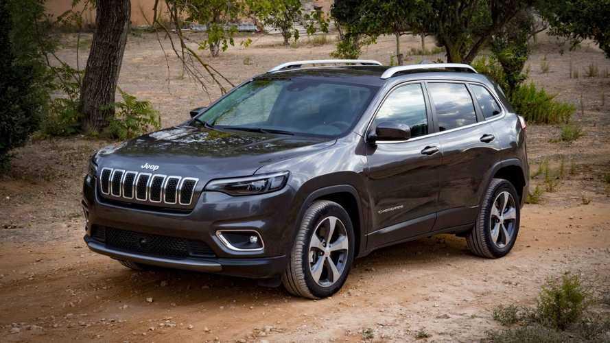 Essai Jeep Cherokee (2019) - Juste dans la moyenne