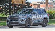 2020 Ford Explorer Police Interceptor