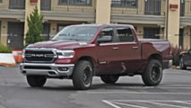 2019 Ram Rebel Hellcat spy photo