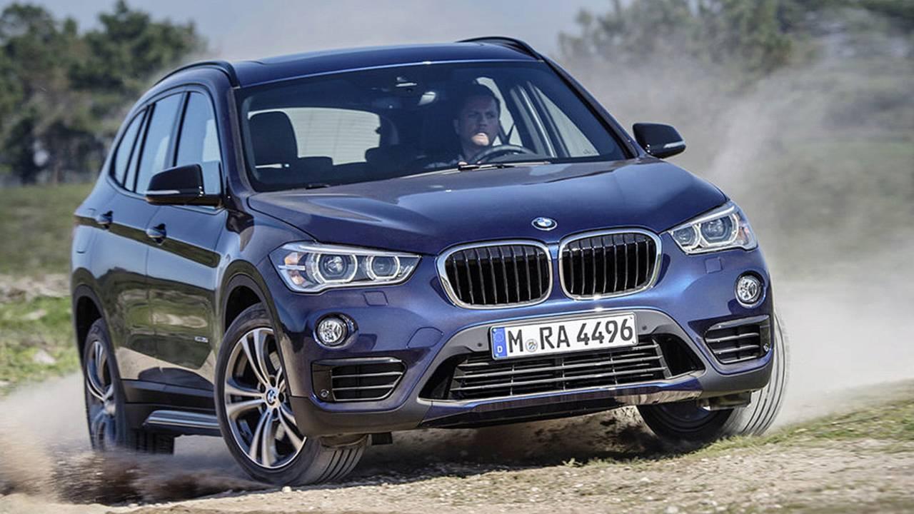 Platz 9: BMW X1 (2. Generation)