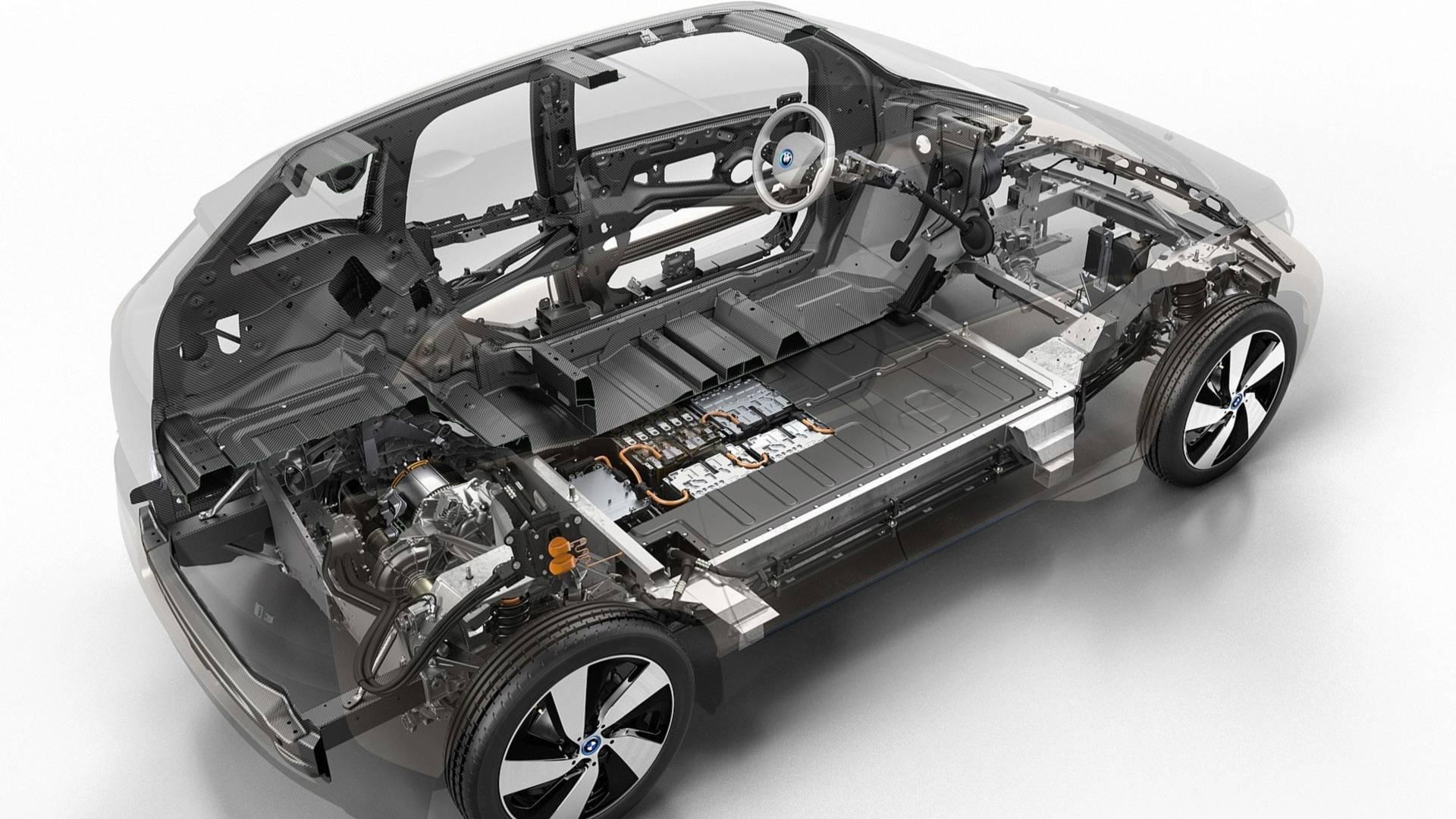 Schema Elettrico Auto : Comè fatta e come funziona unauto elettrica