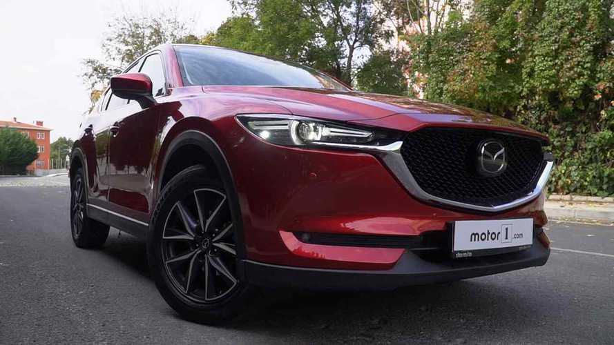 Mazda CX-5, Signature donanım paketine kavuşuyor
