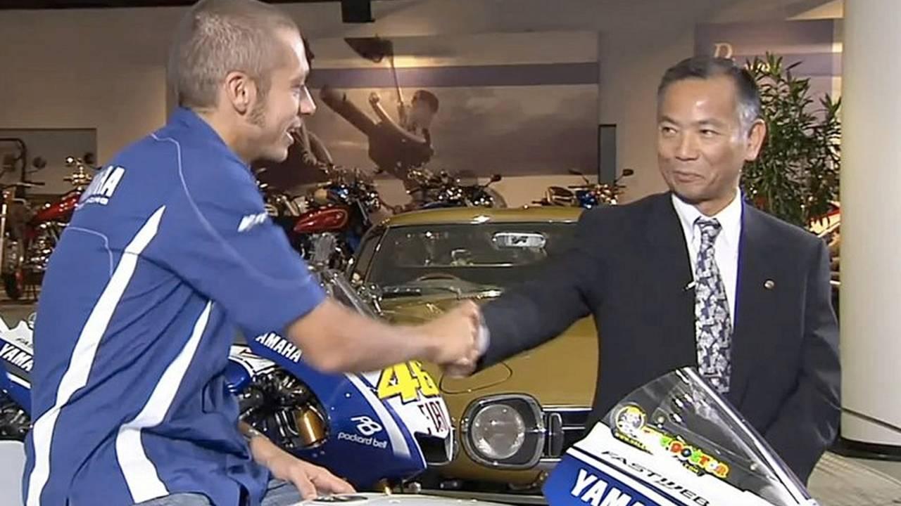 Video: Rossi looks back on Yamaha