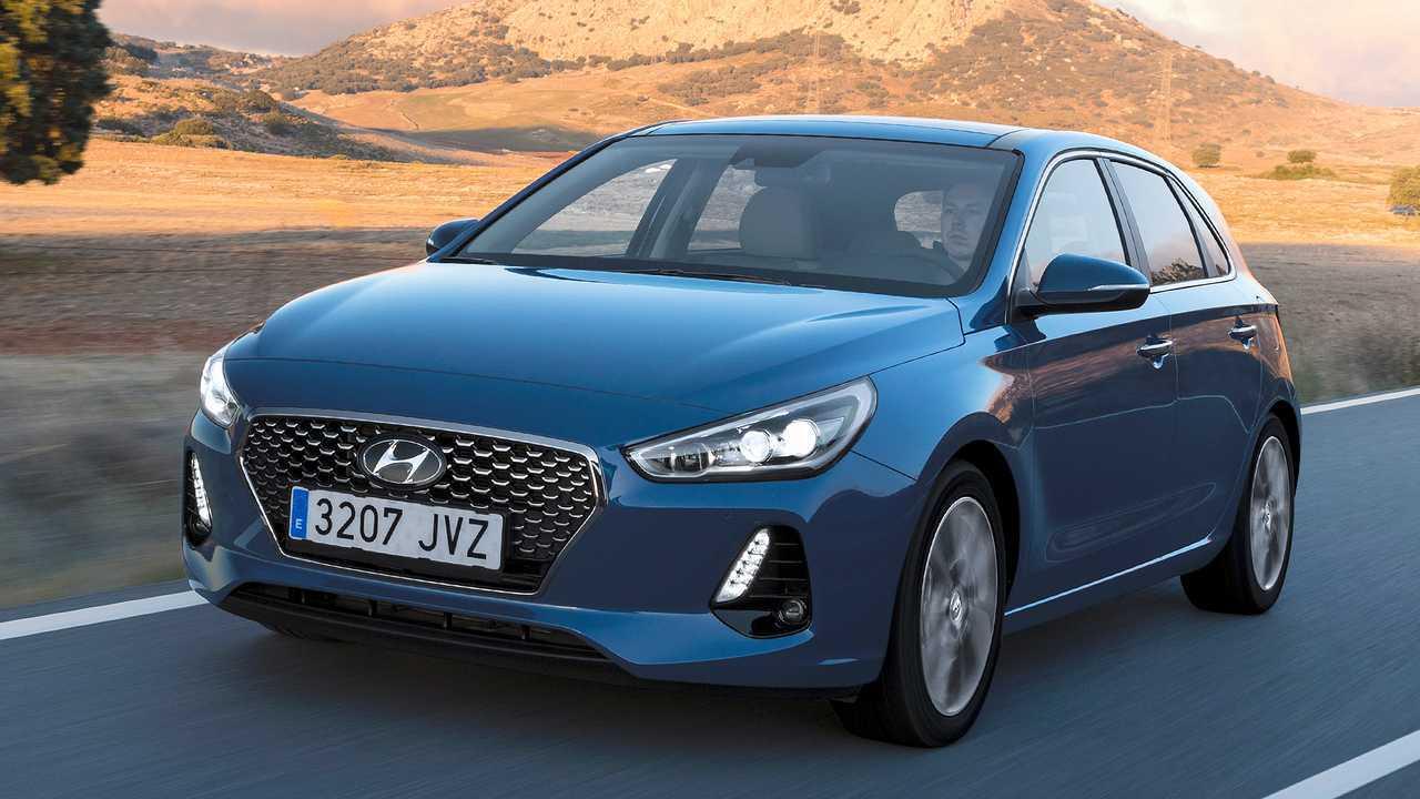 Hyundai i30 2015 vs. 2019