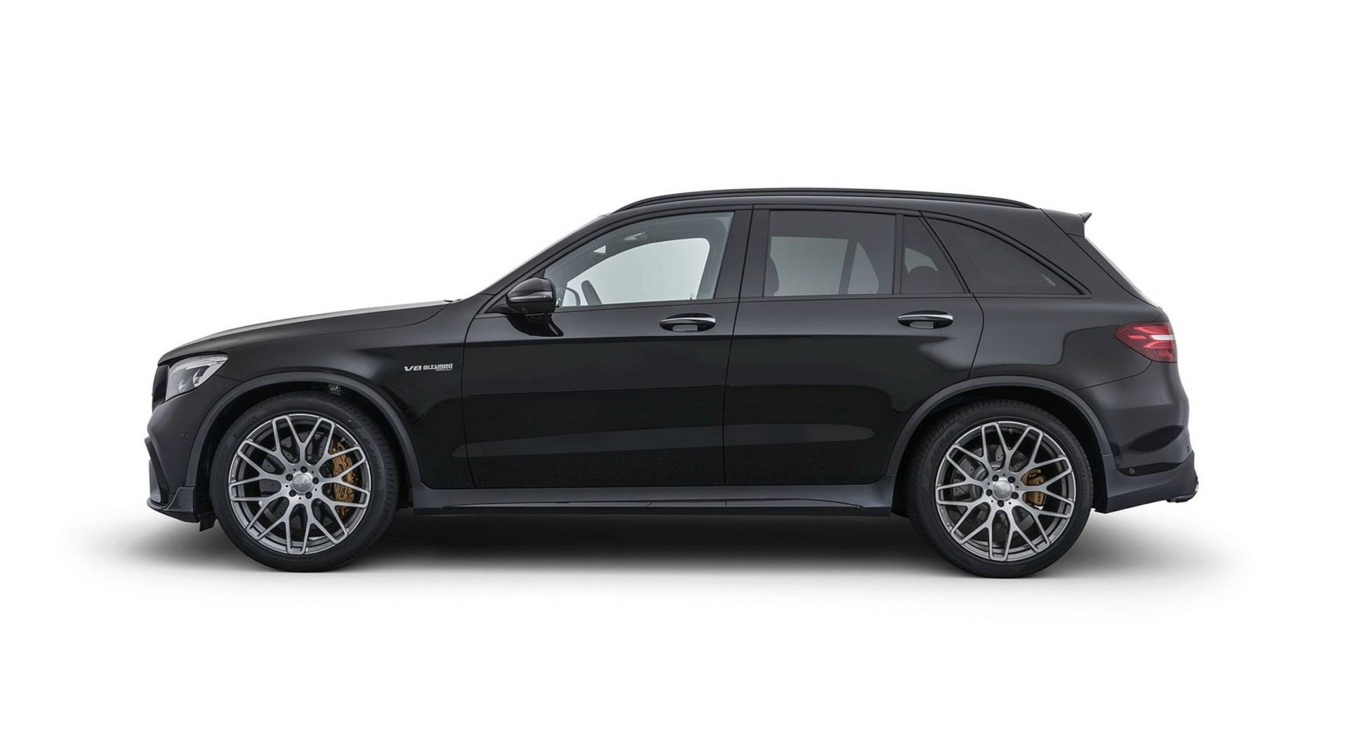Mercedes Amg Glc 63 S Gets Power Infusion From Brabus