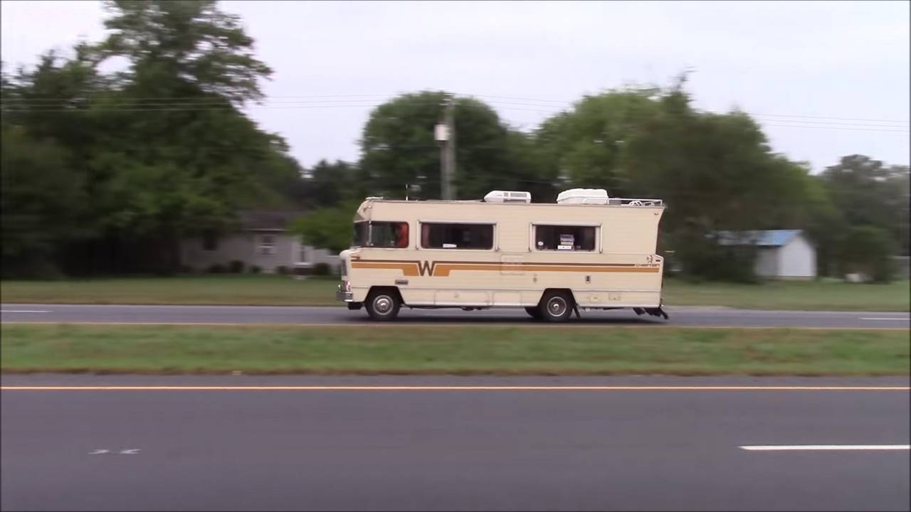 LS Swapped Winnebago