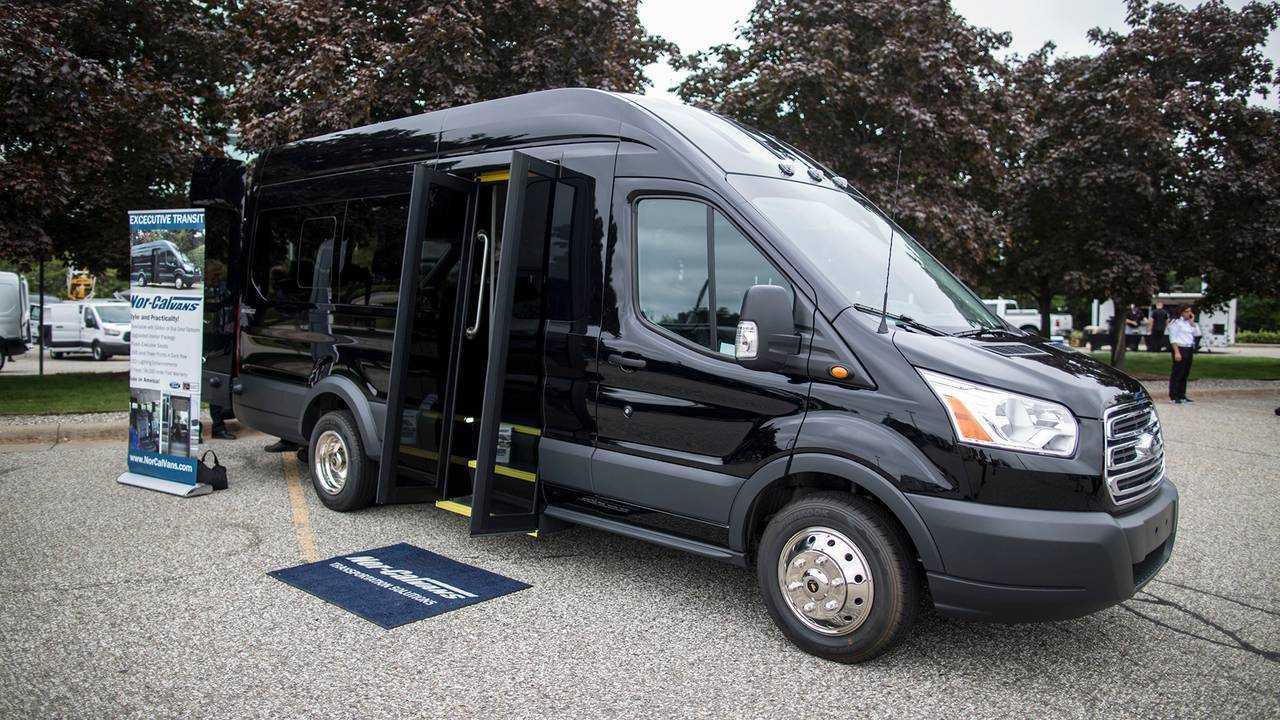 Nor-Cal Vans Executive Shuttle Bus