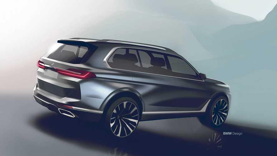 BMW X7, in arrivo anche la versione coupé?