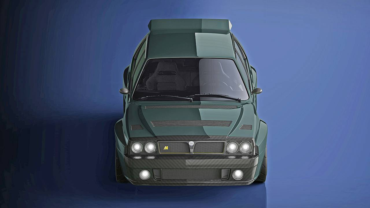 Automobili Amos Integrale Speciale