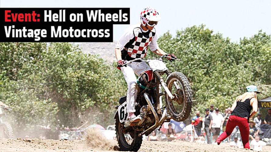 Hell on Wheels - Vintage Motocross