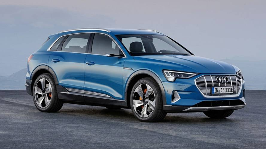 UPDATE: Audi Recalls E-Tron SUV For Water Leakage That Could Result In Fire