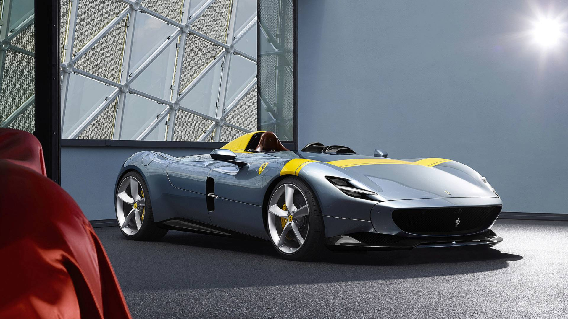 Ferrari Reveals Limited Edition Monza Sp1 And Sp2 Speedsters