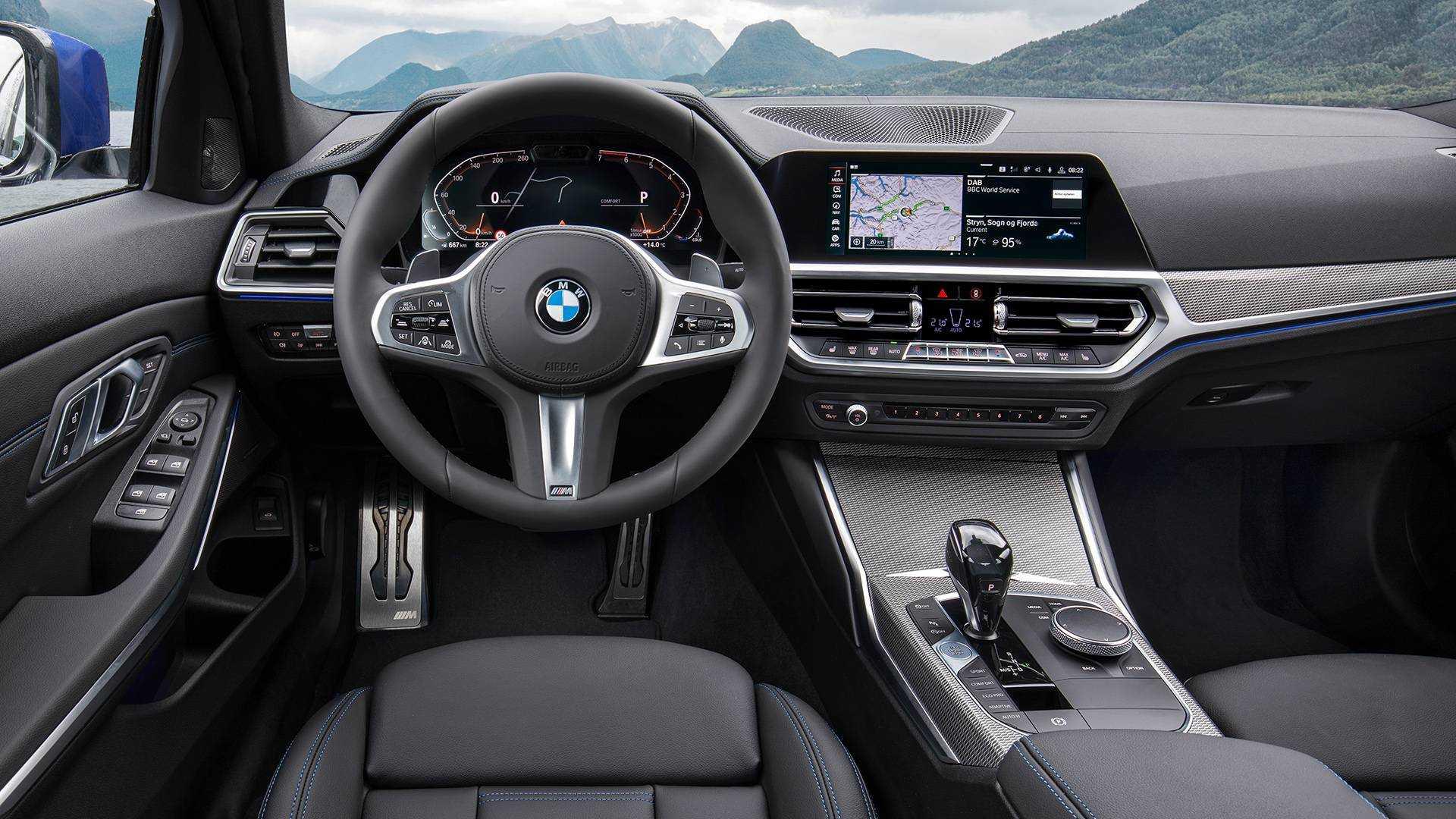 Flagra: Novo BMW Série 3 já está no Brasil e deve aparecer no Salão do Automóvel Bmw-3er-2019-modell-m-sport