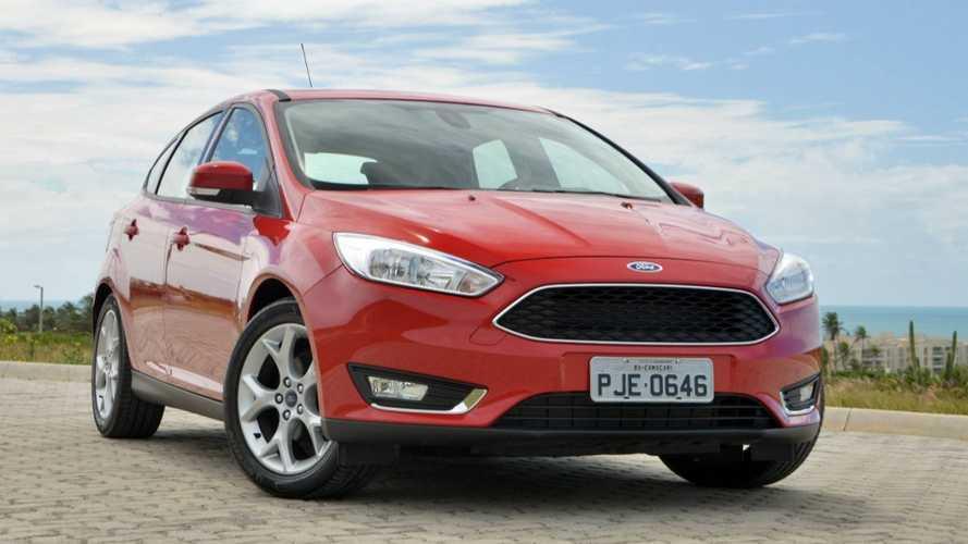 Ford Focus sairá de linha em maio de 2019