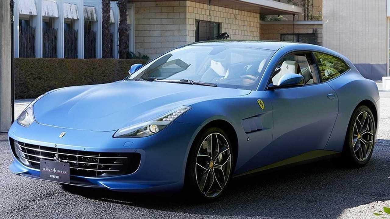 Ferrari Tailor Made event in Japan