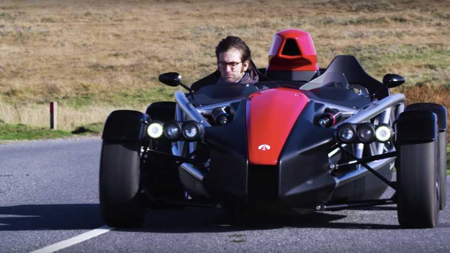 Honda Civic Type R-engined Ariel Atom 4 gives drivers a facelift