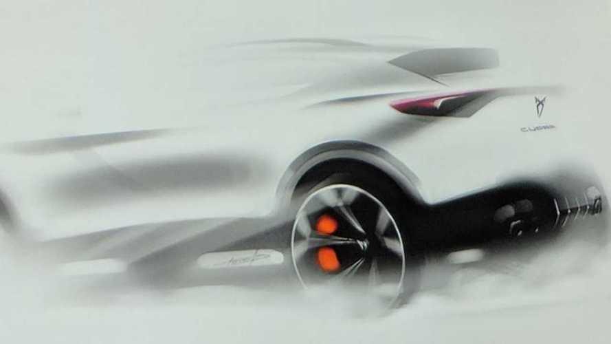 Kiszivárgott fotón az első dedikált Cupra modell