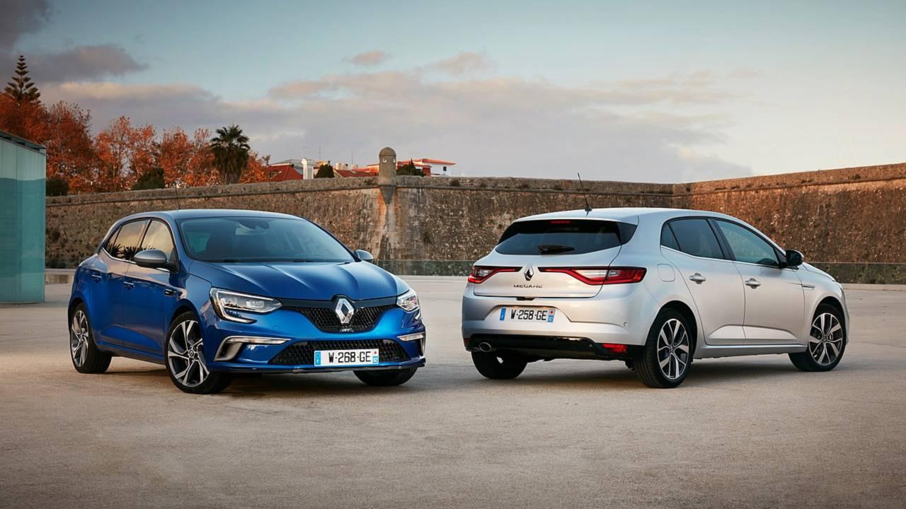 2.- Renault Mégane - 4.293 unidades