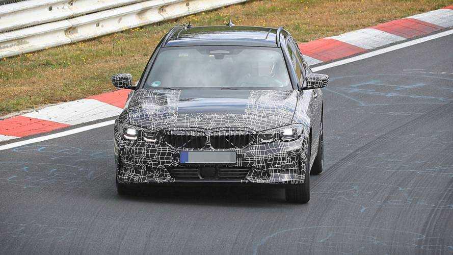 2019 BMW 3 Serisi Touring Casus