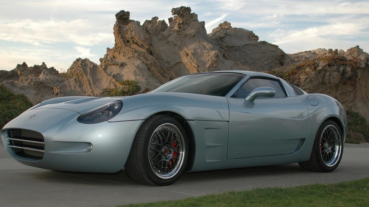 Corvette Z06-Based Anteros