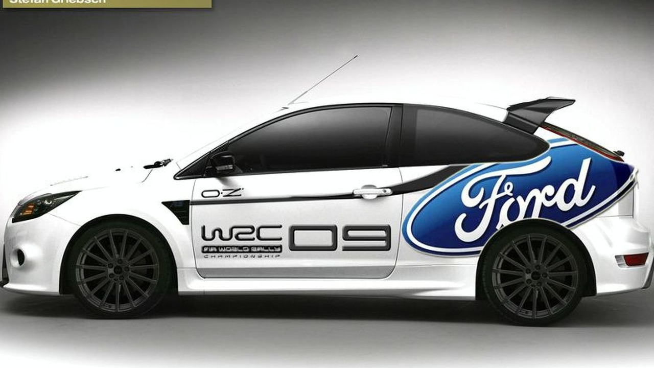 Ford Focus RS WRC Edition | Motor1.com Photos