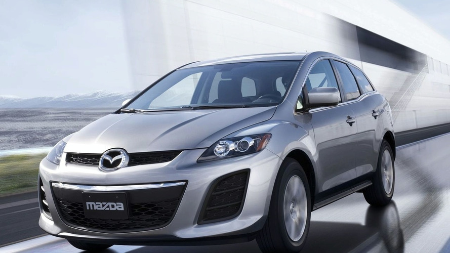 Mazda CX-7 discontinued
