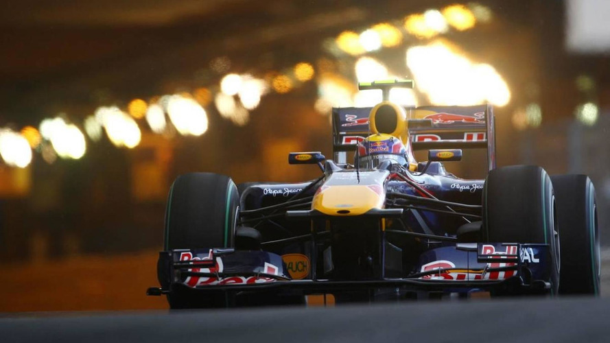 Webber in 'no rush' for new Red Bull deal