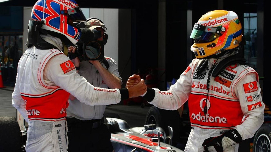 Montreal to suit McLaren car - Villeneuve
