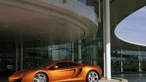 McLaren MP4-12C at the McLaren Technology Centre