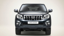 All-new 2010 Toyota Land Cruiser Revealed