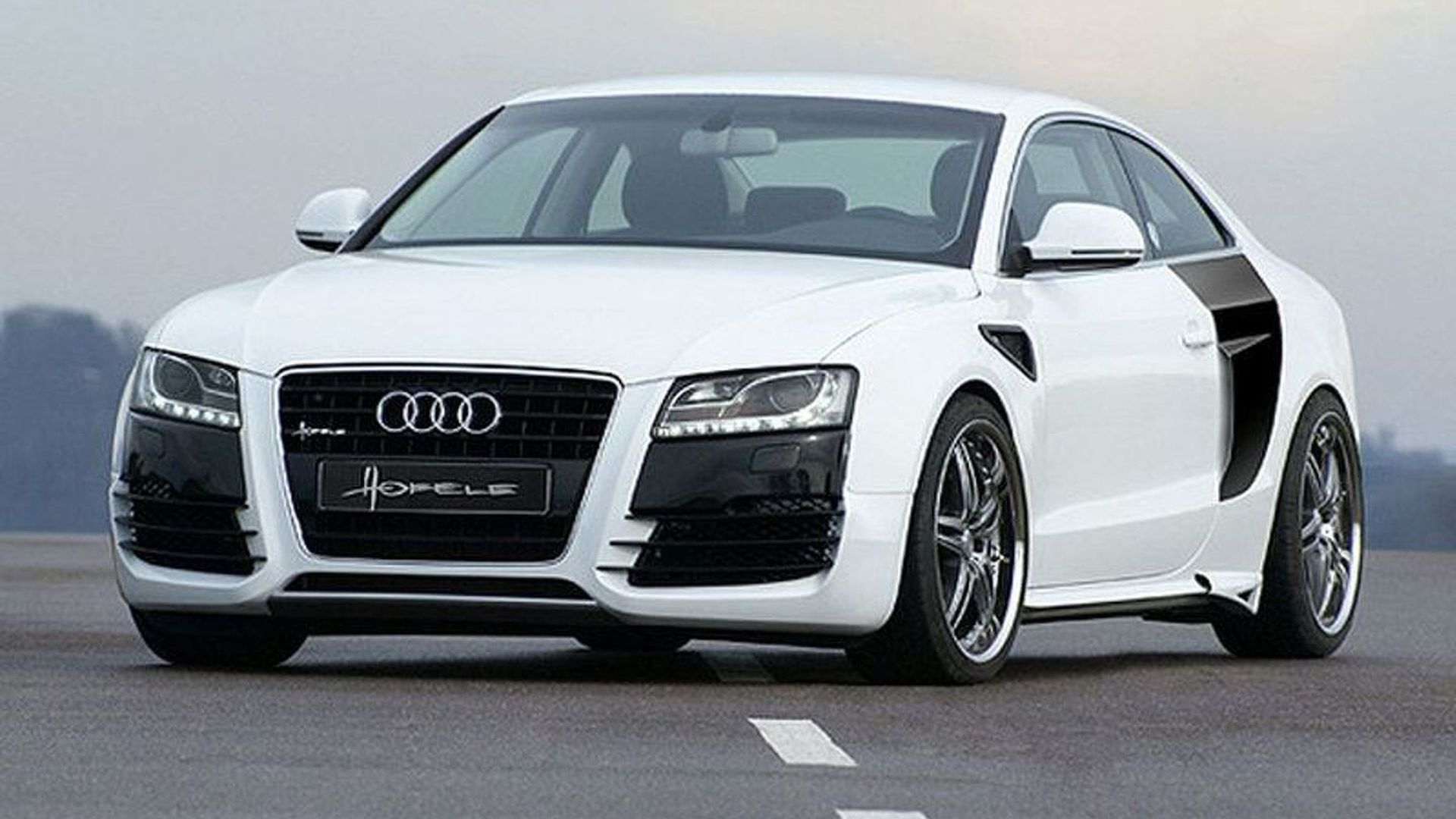 Hofele R8 Look Body Kit For Audi A5 Coupe Cabriolet And Sportback
