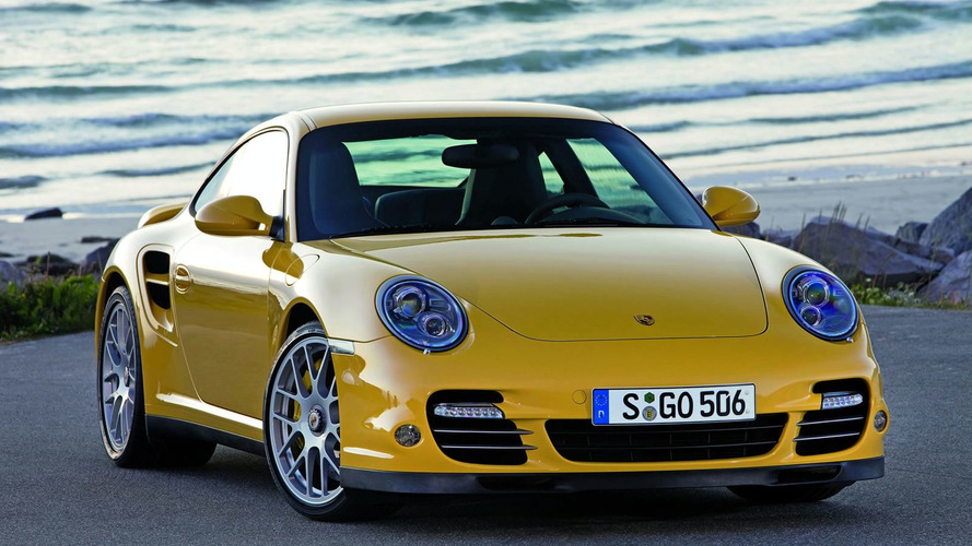 Porsche 997 911 Turbo Facelift Revealed