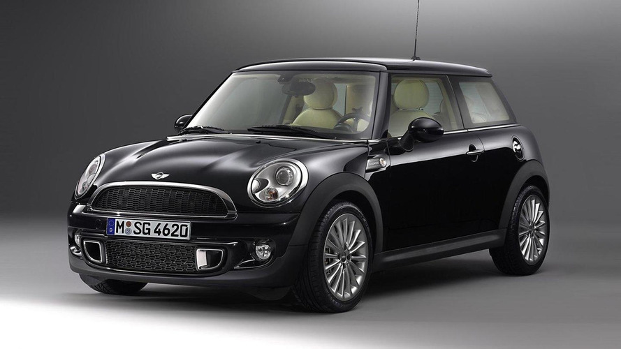 MINI Goodwood revealed in Shanghai