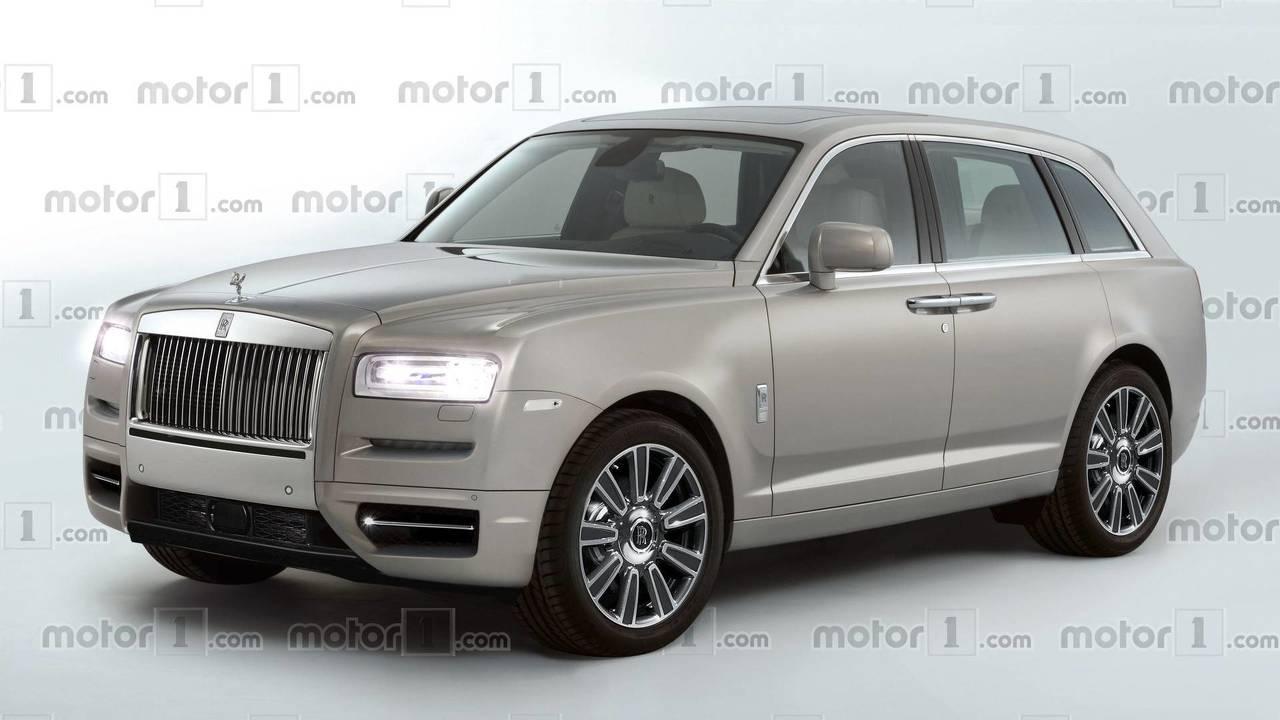 2018 Rolls-Royce Cullinan