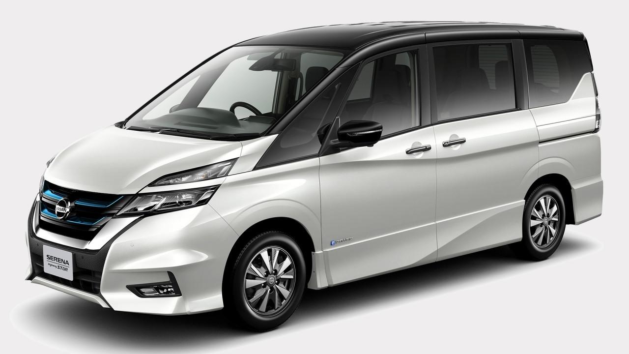 [Copertina] - Nissan Serena e-POWER, minivan elettrico che va a benzina