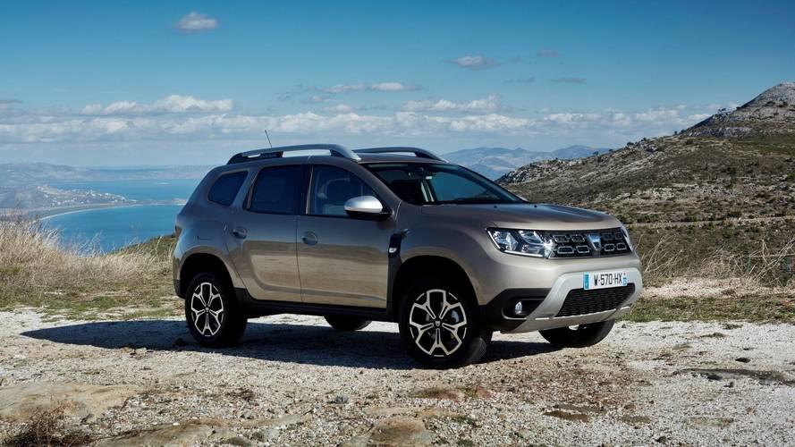 Dacia Duster'ın yeni motor seçenekleri satışta