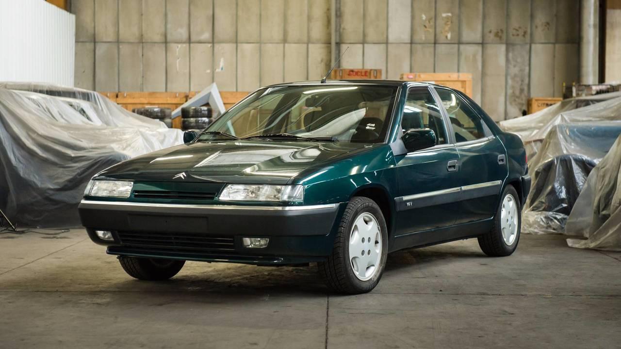 1993 Citroën Xantia Berline 2.0 L 16V Phase 1