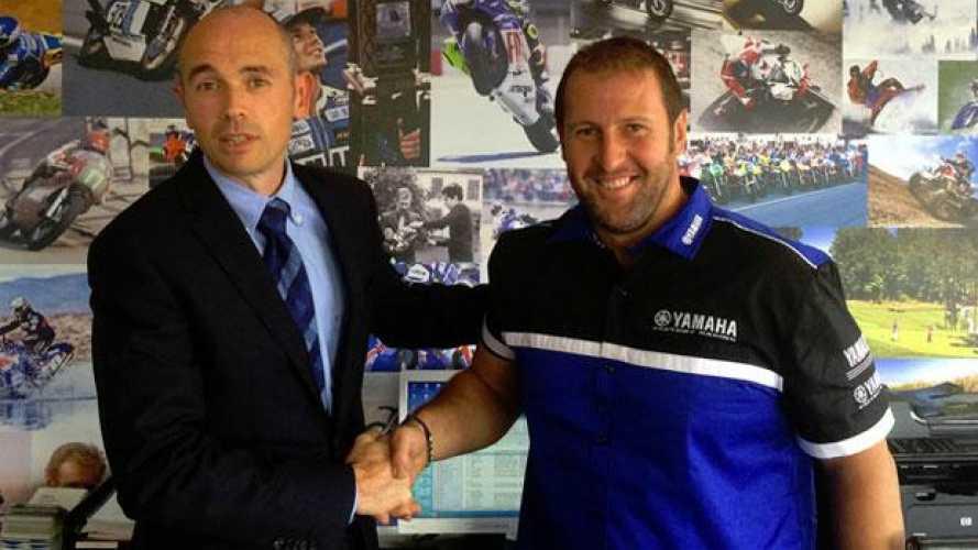 Alessandro Botturi è pilota Ufficiale Yamaha