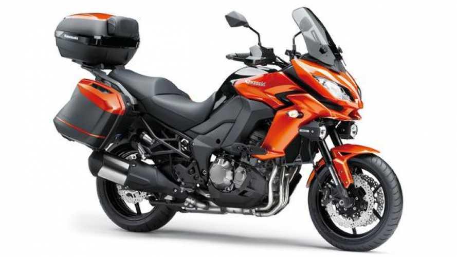 Kawasaki Versys 650 e Versys 1000 2015