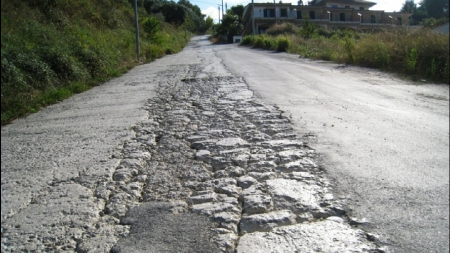 Omicidio stradale, i Comuni rischiano sulle strade dissestate