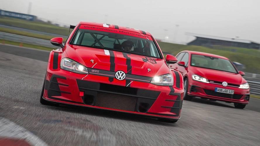 Megérkezett a frissített Volkswagen Golf GTI TCR
