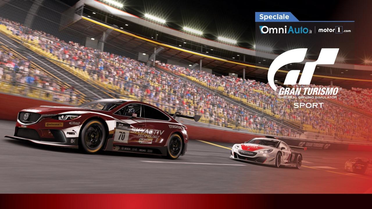 [Copertina] - Gran Turismo Sport, dal 9 al 12 ottobre la demo a tempo limitato