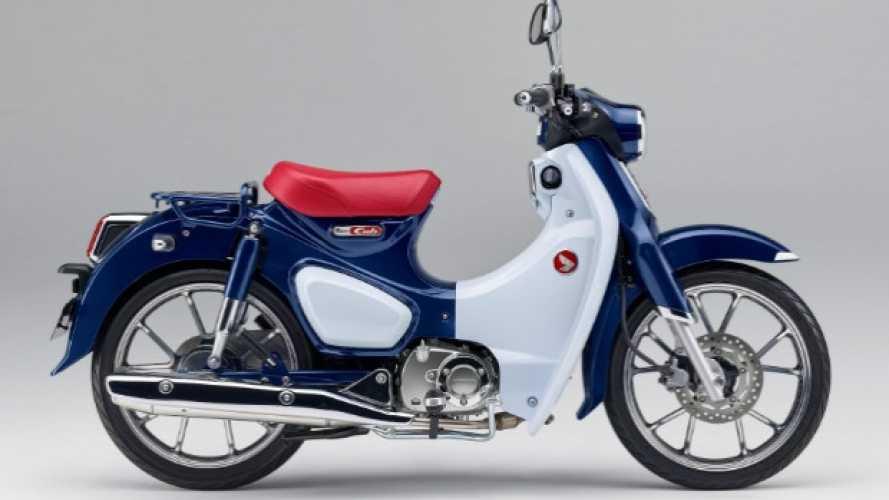 Honda Super Cub C125: l'icona si rifà il look