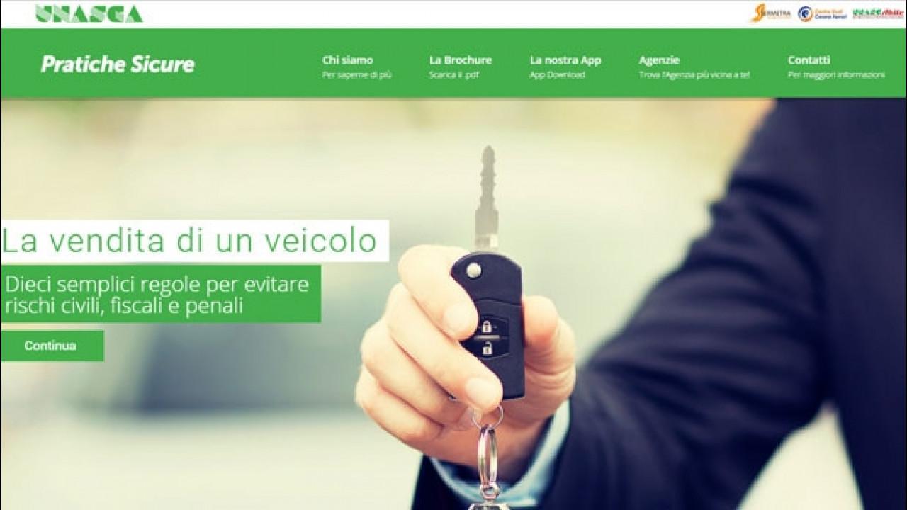 [Copertina] - Pratiche auto, arriva la piattaforma online di Unasca
