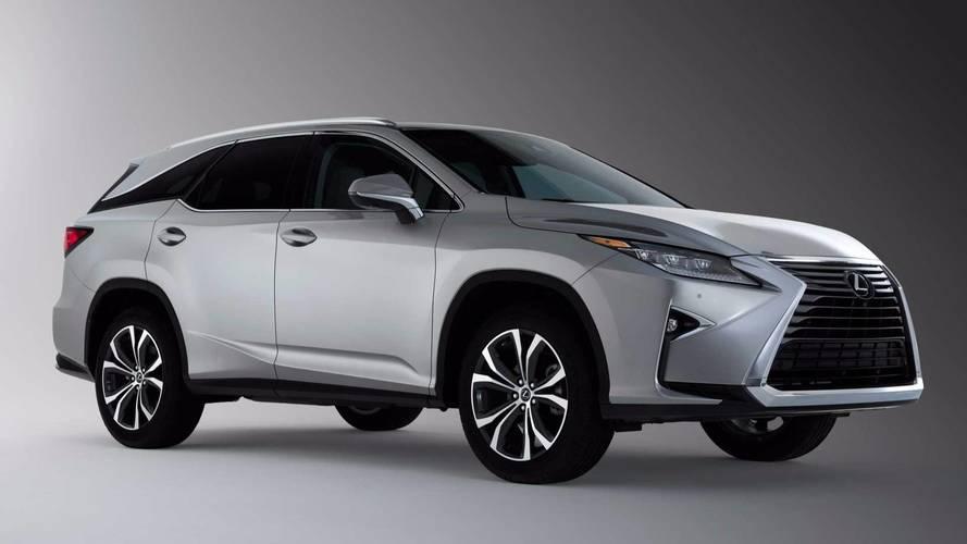 Lexus RX 350L 2018 y RX 450hL 2018