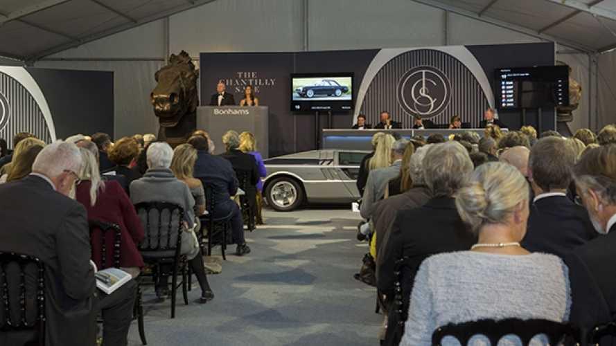 Bonhams ha scelto Auto e Moto d'Epoca di Padova