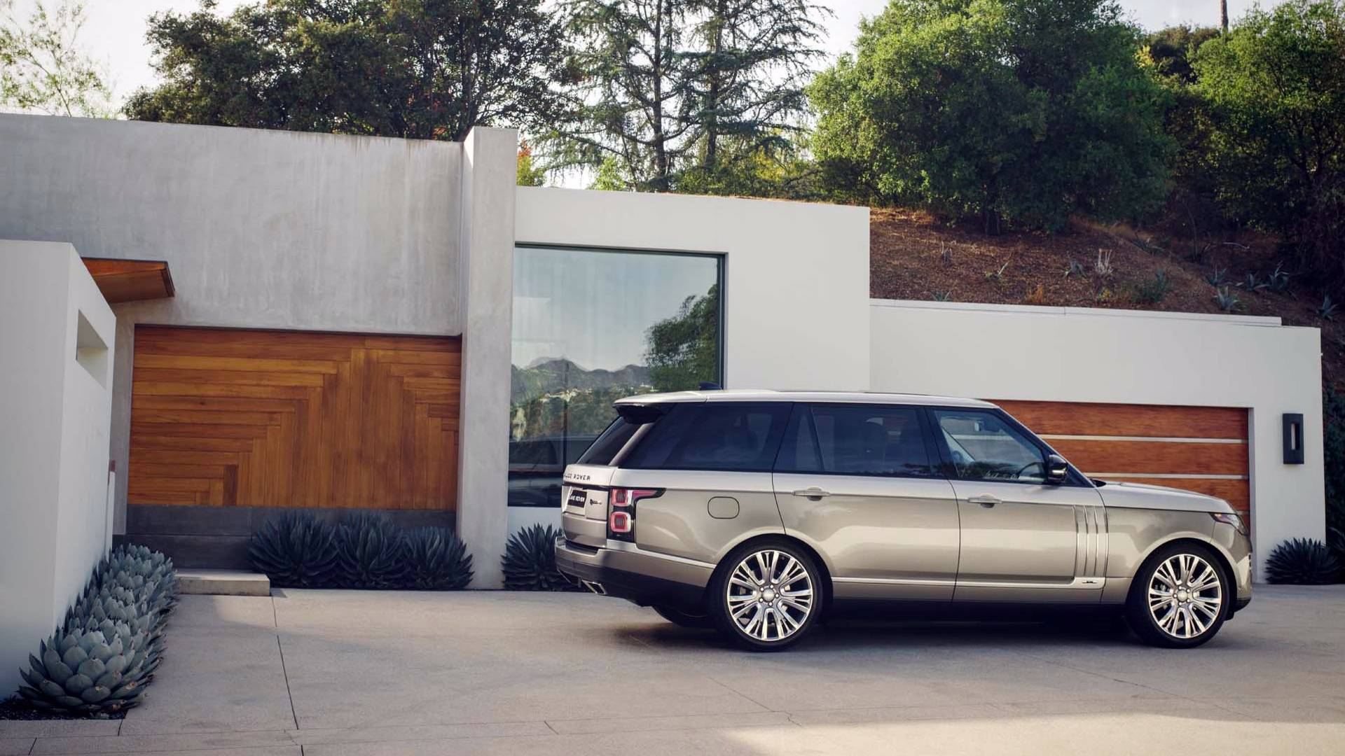 Land Rover Hints At Ultra Luxurious Range With Two Doors