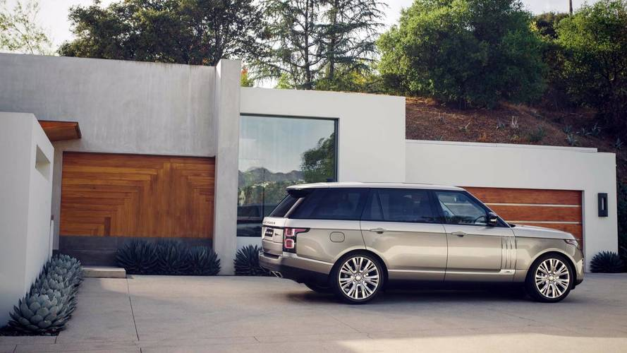 Land Rover Hints At Ultra-Luxurious Range Rover With Two Doors